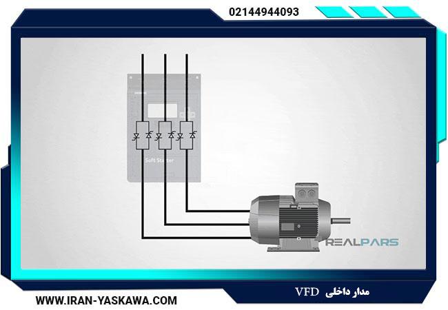 مدار داخلی VFD