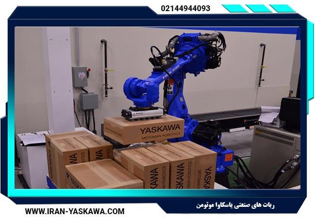 مزایای ربات های صنعتی یاسکاوا موتومن